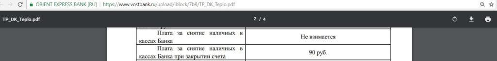 Качество кредитного портфеля РСБУ