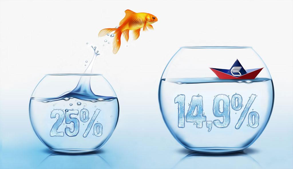Рефинансирование кредита в ВТБ 24 и ВТБ: реально или нет?