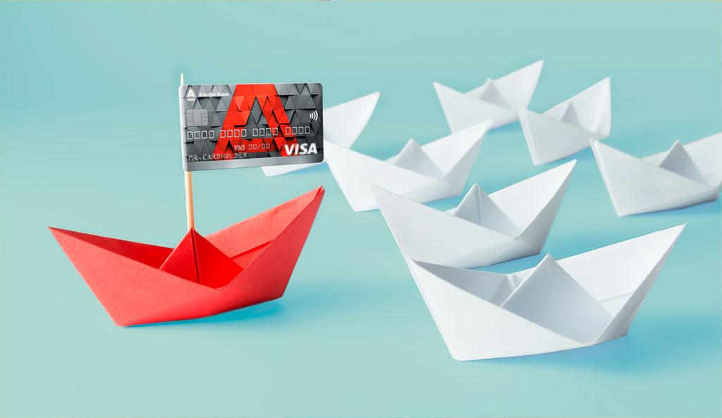 Альфа-Карта с преимуществами: новый флагман Альфа-Банка