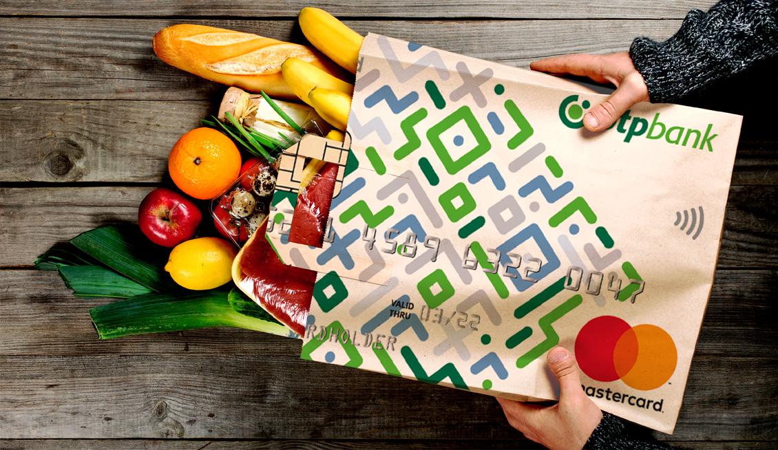 Кредитная карта ОТП Банка: грейс до 120 дней и кэшбэк 3% на супермаркеты
